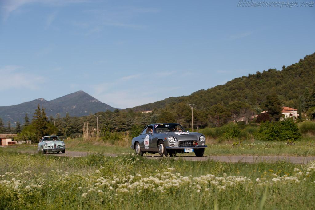 Lancia Flaminia Super Sport Zagato  - Driver: Marco Brustio / Corrado Brustio  - 2018 Tour Auto