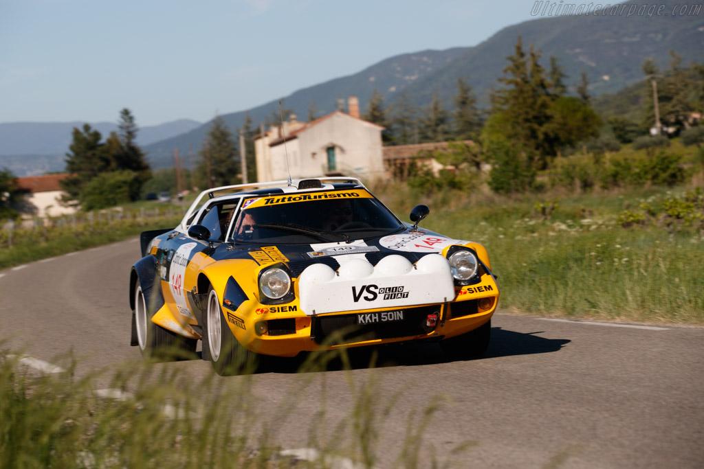 Lancia Stratos Gr.IV - Chassis: 829AR0 001529 - Driver: Philip Kadoorie / Julian Byrne - 2018 Tour Auto