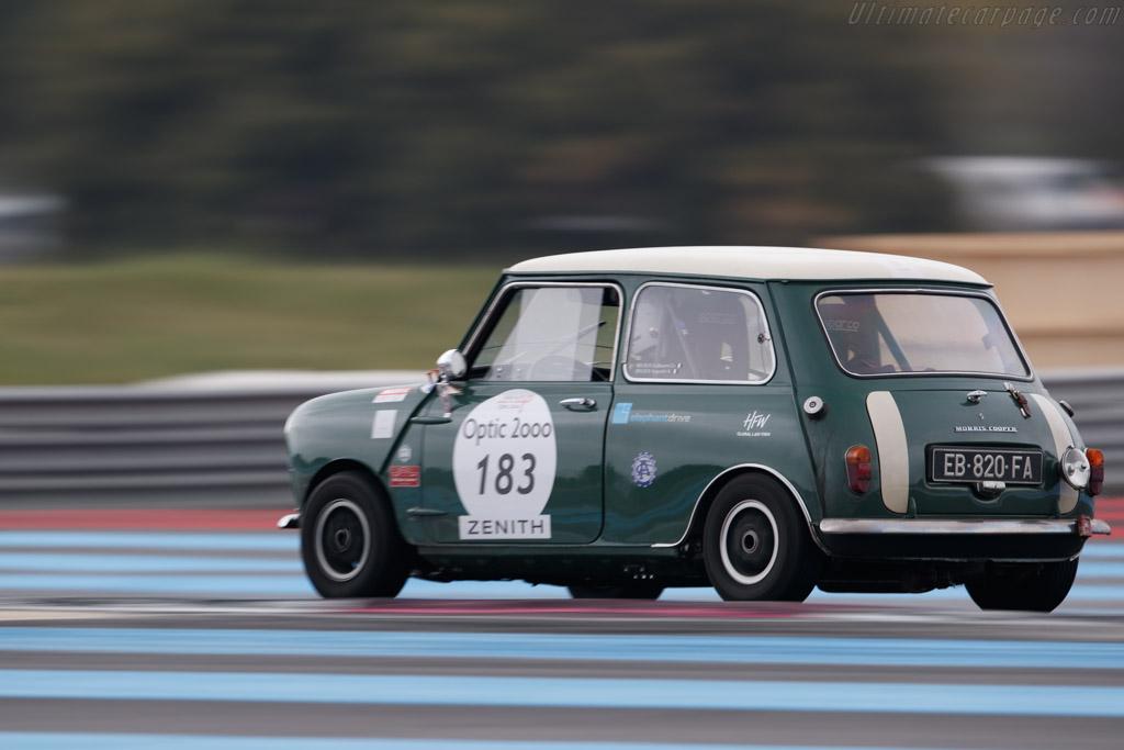 Morris Cooper S 1300 MKI  - Driver: Guillaume Brajeux / Augustin Brajeux  - 2018 Tour Auto