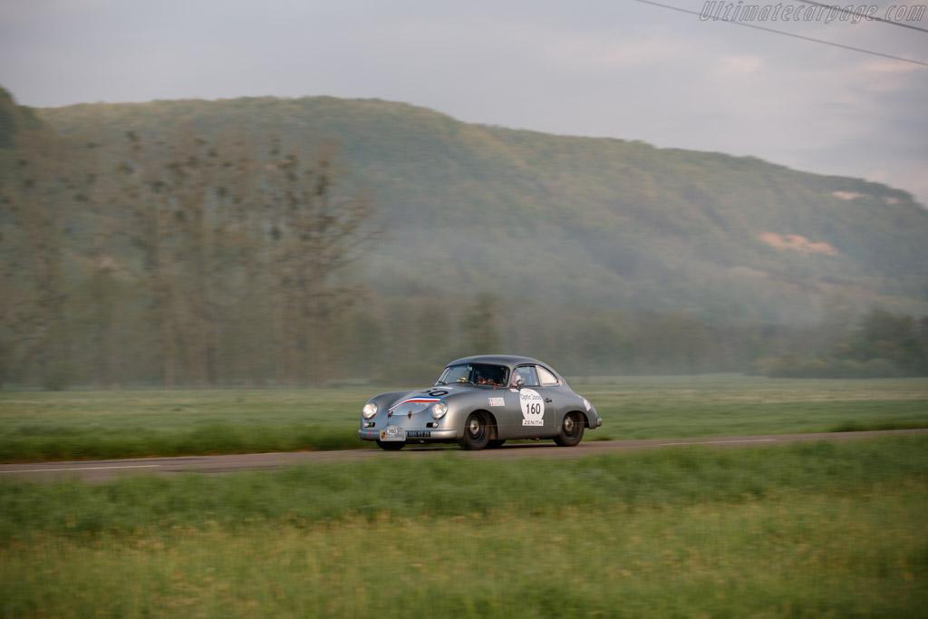 Porsche 356 Pre A - Chassis: 52780 - Driver: Jean-François Penillard / Chloé Penillard - 2018 Tour Auto