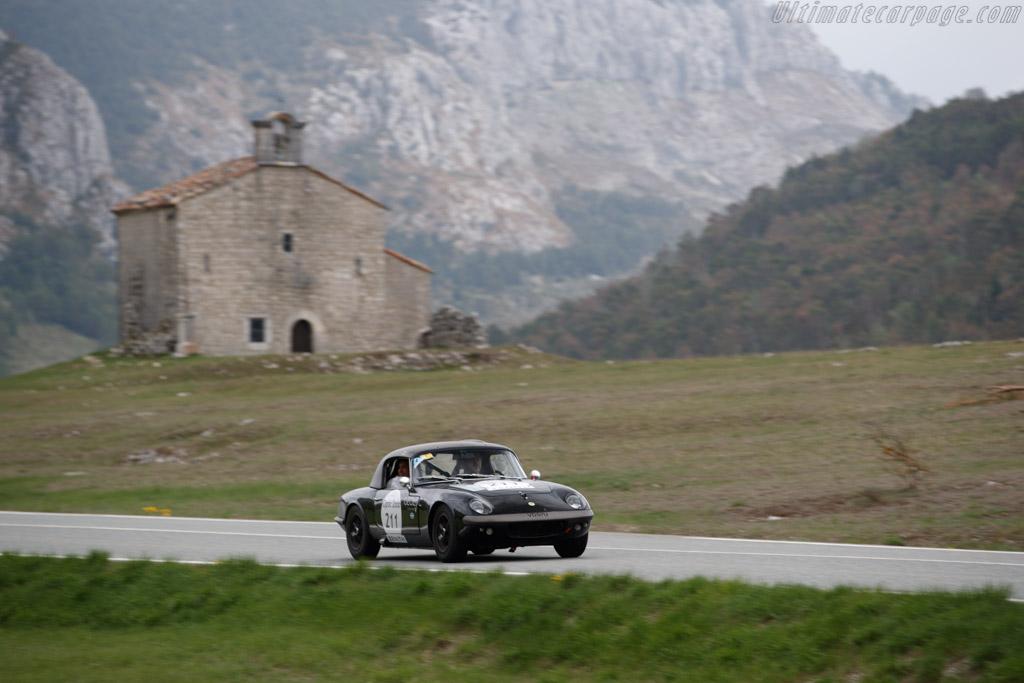 Porsche 904 Carrera GTS - Chassis: 904-027 - Driver: Jean-Marc Bussolini / Patricia Bussolini  - 2018 Tour Auto