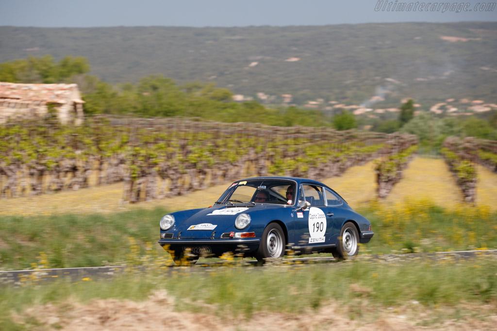 Porsche 911 2.0 - Chassis: 301300 - Driver: Christian Chavy / Robert Korb  - 2018 Tour Auto