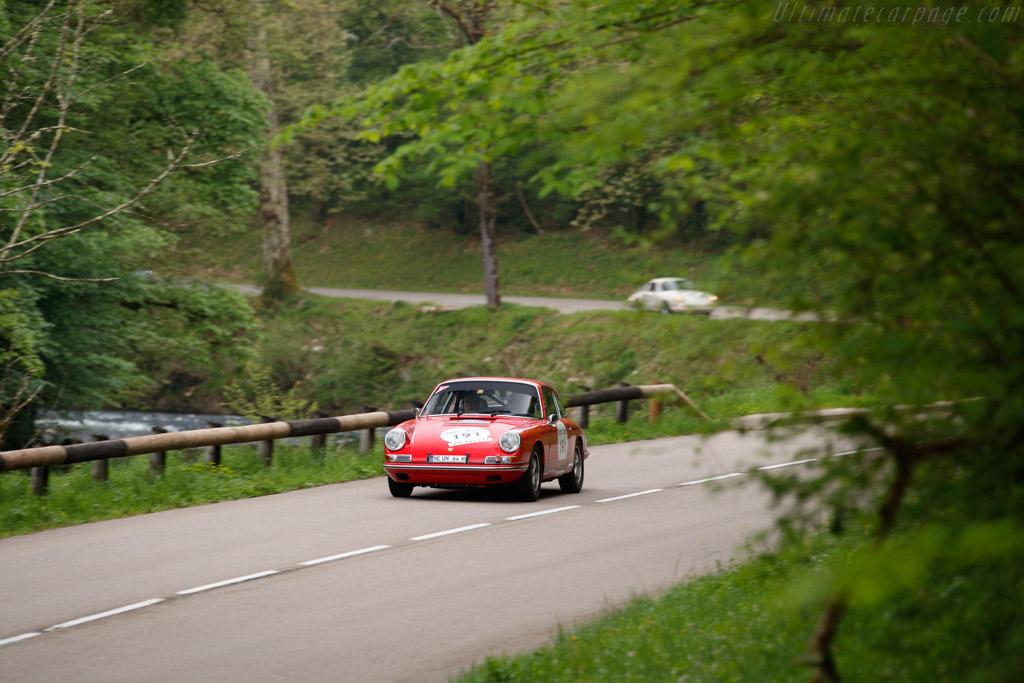 Porsche 911 2.0  - Driver: Christian Limmer / Ferdinand Limmer - 2018 Tour Auto