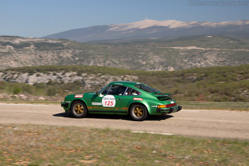 Porsche 911 Carrera 3.0  - Driver: Grégory Galiffi /   - 2018 Tour Auto