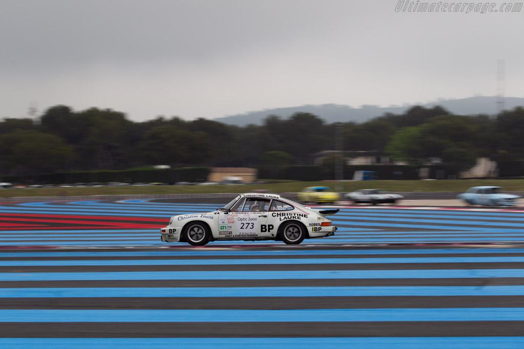 Porsche 911 Carrera RS 3.0 - Chassis: 911 460 9107 - Driver: Christophe Van Riet / Caroline Grifnee  - 2018 Tour Auto