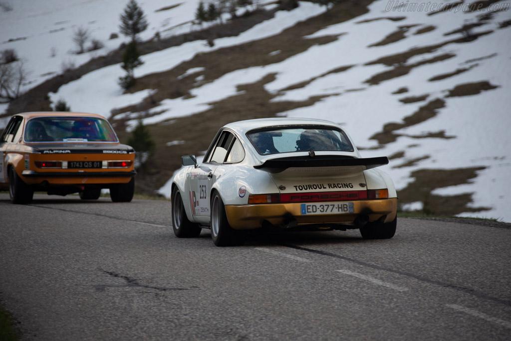Porsche 911 Carrera RS 3.0 - Chassis: 911 510 2567 - Driver: Alain Gadal / François Laloge  - 2018 Tour Auto