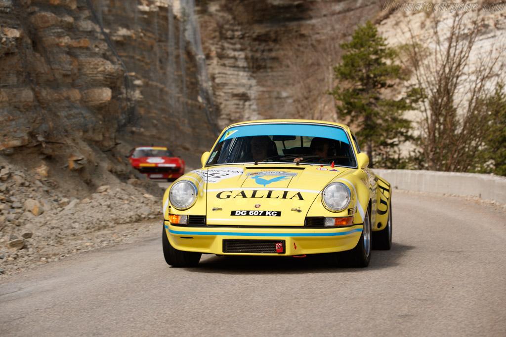 Porsche 911 Carrera RSR 2.8 - Chassis: 911 360 0643 - Driver: Michel Lecourt / Raymond Narac  - 2018 Tour Auto