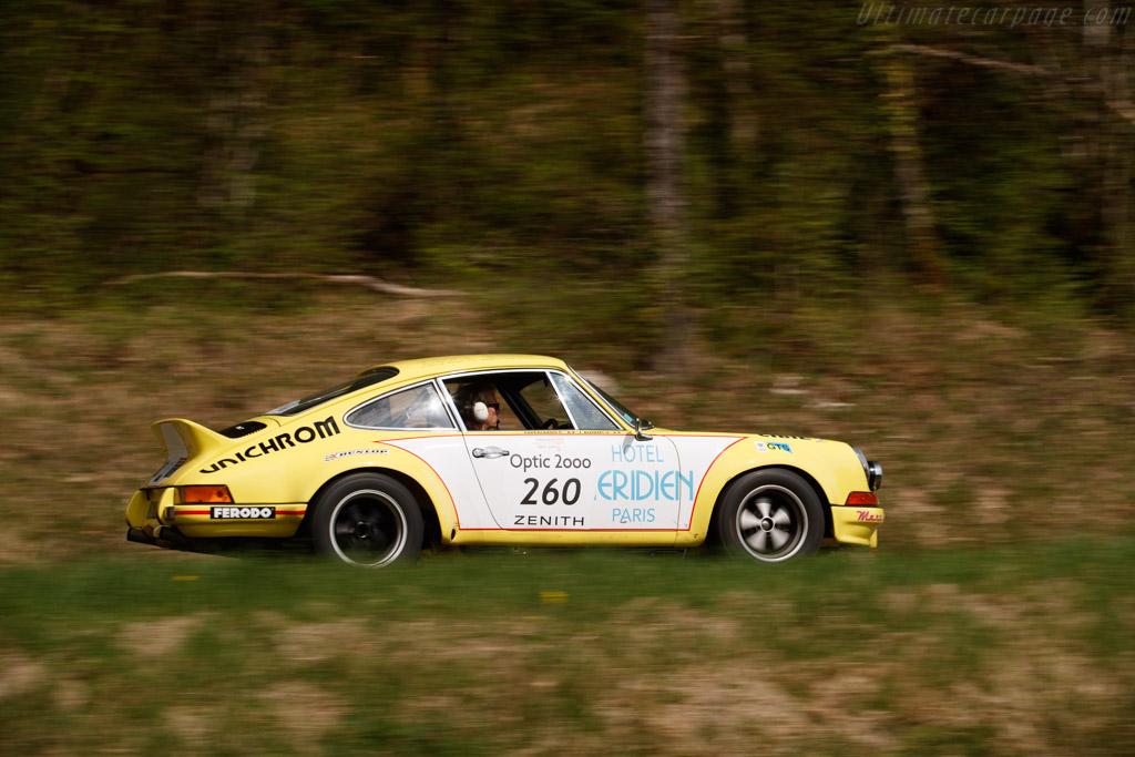 Porsche 911 Carrera RSR 2.8 - Chassis: 911 360 0659 - Driver: Patrick Pappalardo / Henri Bonnet - 2018 Tour Auto