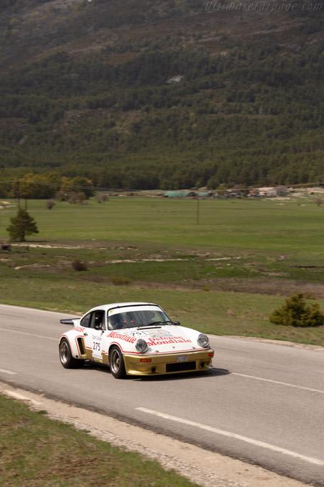 Porsche 911 Carrera RSR 3.0 - Chassis: 911 460 9087 - Driver: Cooper Mac Neil / Gunnar Jeannette  - 2018 Tour Auto