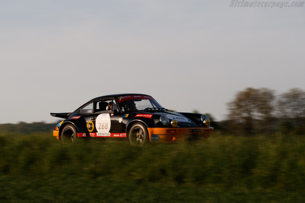 Porsche 911 Carrera RSR 3.0  - Driver: Dominique Guenat / Maxime Guenat   - 2018 Tour Auto