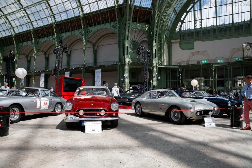 Welcome to the Grand Palais    - 2018 Tour Auto