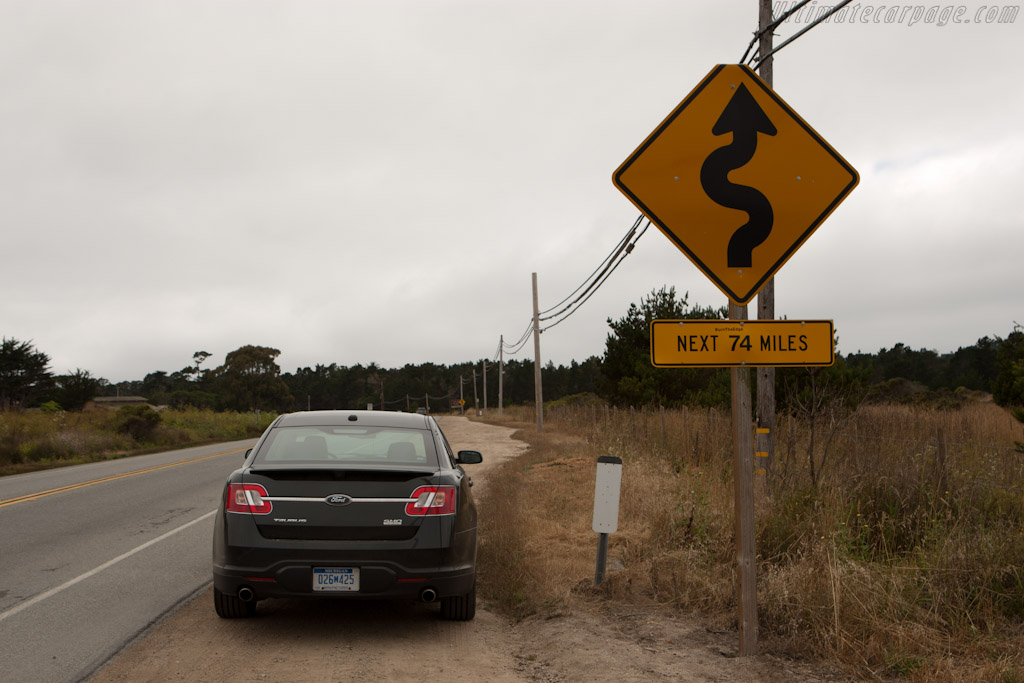 Welcome to Highway 1    - Ford Taurus SHO on Highway 1