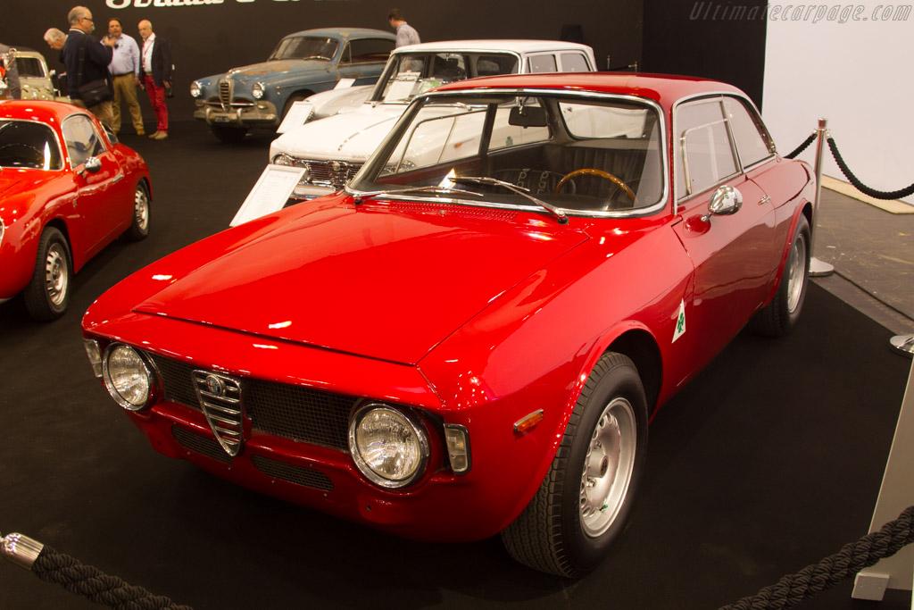 Alfa Romeo 1600 Giulia GTA    - 2017 Techno Classica
