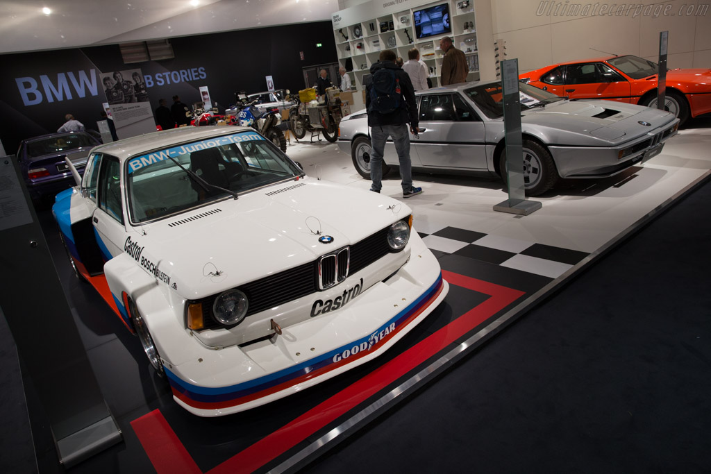 BMW 320 Group V    - 2017 Techno Classica
