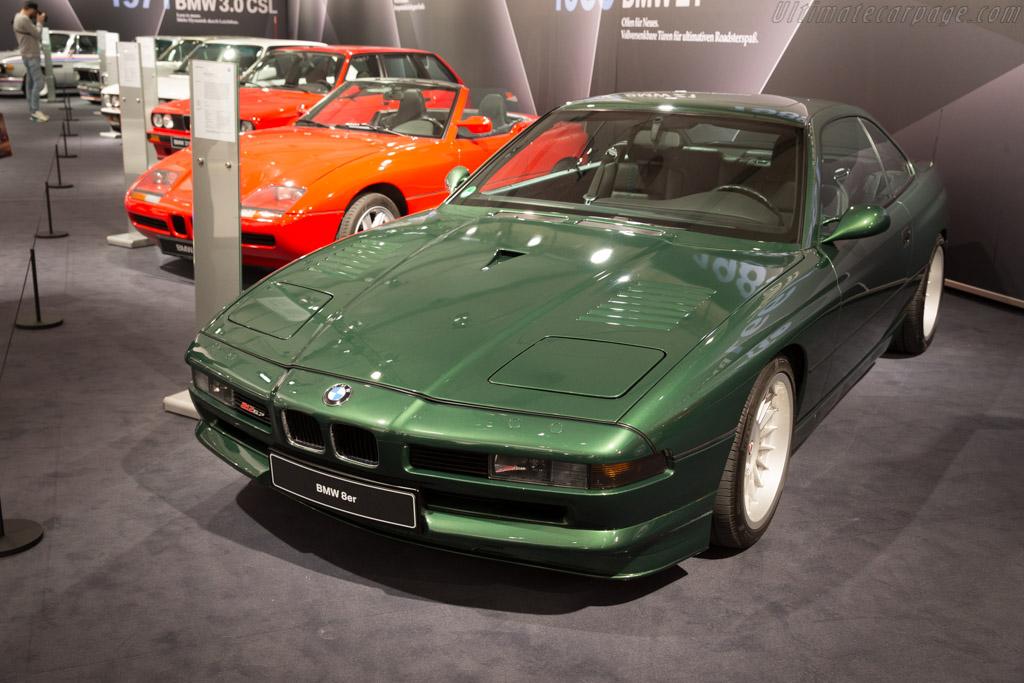BMW 840    - 2017 Techno Classica