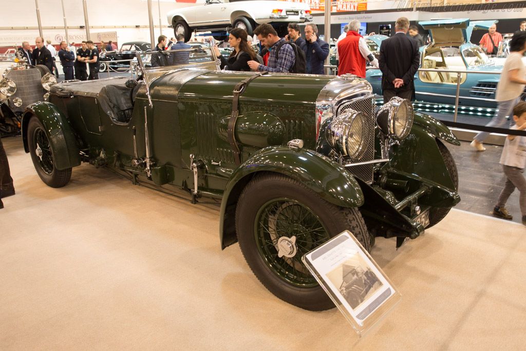 Bentley 8 Litre Tourer - Chassis: YX5119   - 2017 Techno Classica