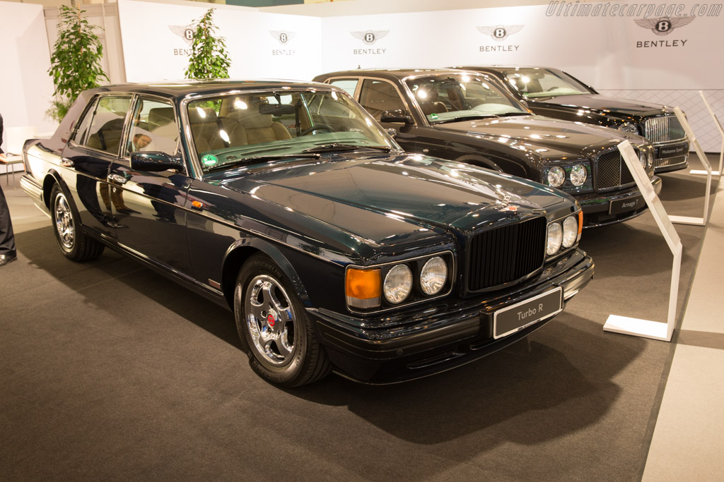 Bentley Mulsanne Turbo R    - 2017 Techno Classica