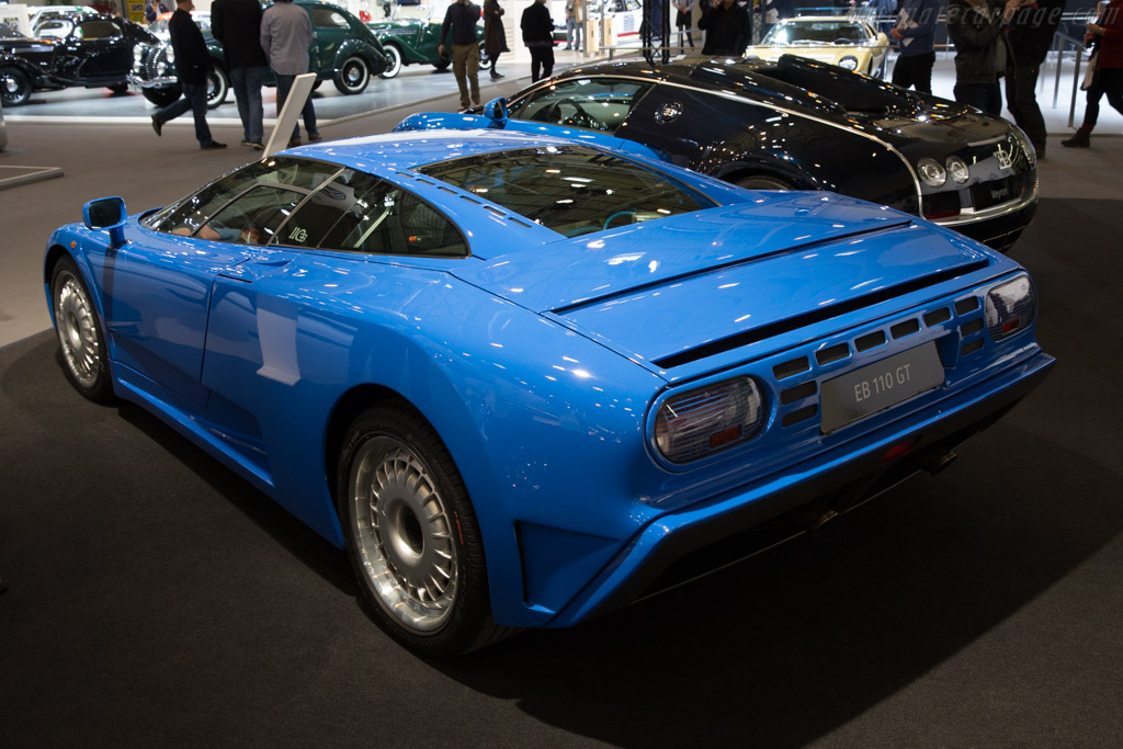 Bugatti EB110 GT - Chassis: ZA9AB01S0RCD39090   - 2017 Techno Classica