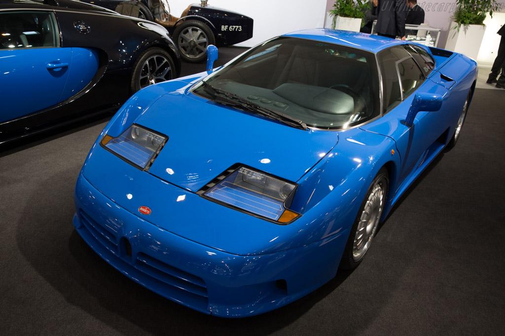 Bugatti EB110 GT    - 2017 Techno Classica