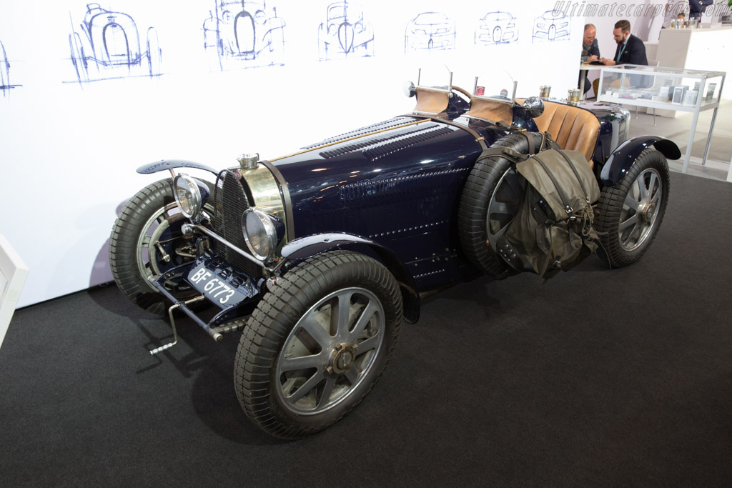 Bugatti Type 51 Replica    - 2017 Techno Classica