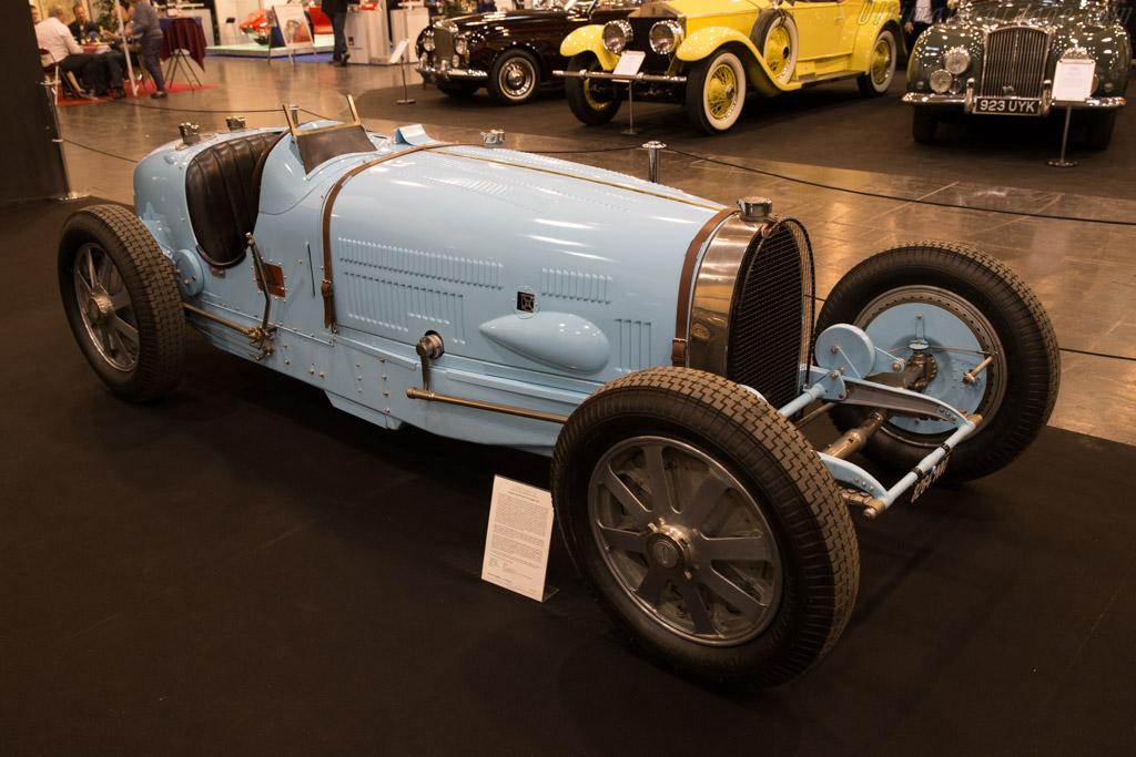 Bugatti Type 54 - Chassis: 54208   - 2017 Techno Classica