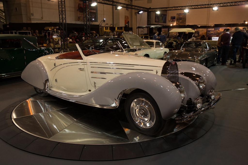 Bugatti Type 57 C Cabriolet Gangloff - Chassis: 57749   - 2017 Techno Classica