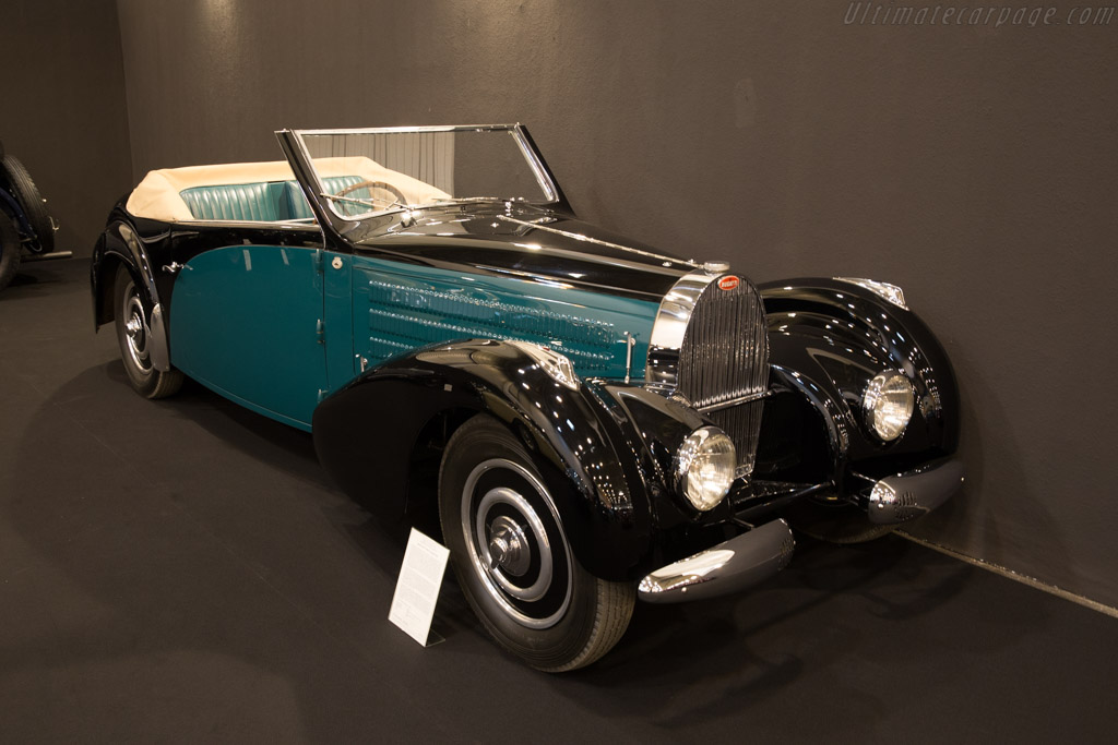 Bugatti Type 57 C Gangloff Stelvio - Chassis: 57597   - 2017 Techno Classica