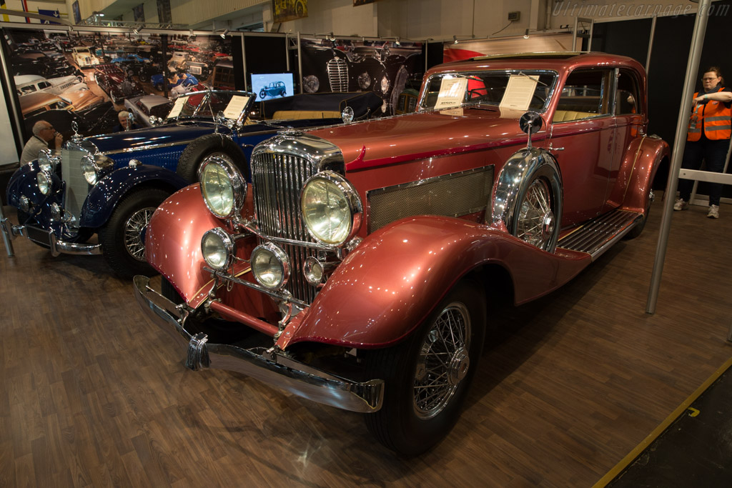 Deusenberg J Franay Sunroof Berline - Chassis: 2385   - 2017 Techno Classica