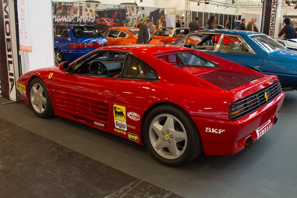 Ferrari 348 Challenge - Chassis: 94927   - 2017 Techno Classica