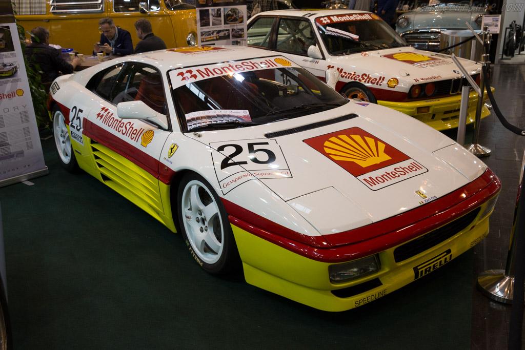 Ferrari 348 Challenge    - 2017 Techno Classica