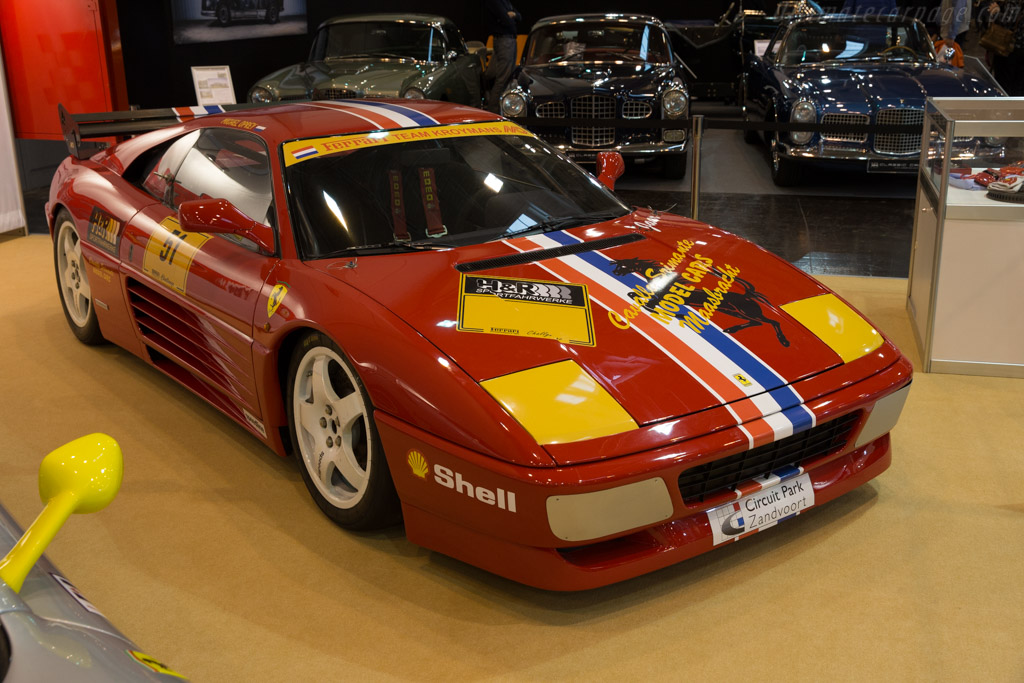 Ferrari 348 Michelotto - Chassis: 84248   - 2017 Techno Classica