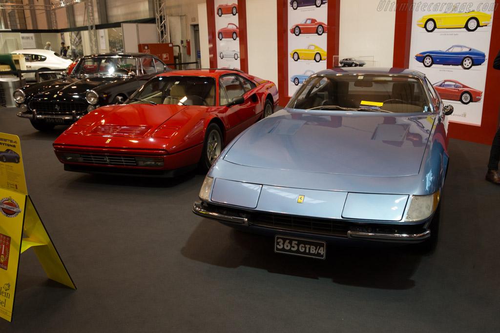 Ferrari 365 GTB/4    - 2017 Techno Classica