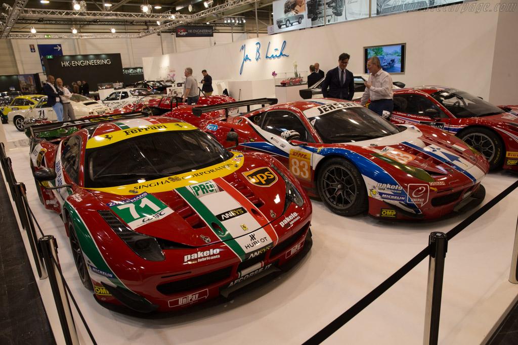 Ferrari 458 GTE    - 2017 Techno Classica