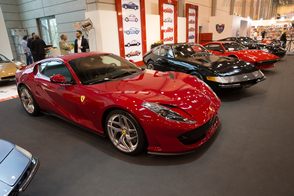 Ferrari 812 Superfast - Chassis: 223179   - 2017 Techno Classica
