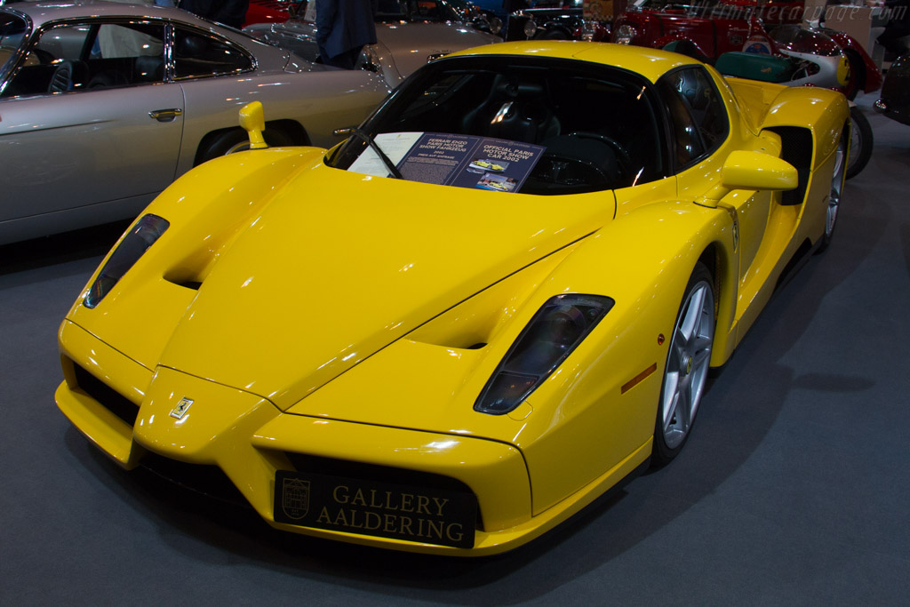 Ferrari Enzo - Chassis: 129581   - 2017 Techno Classica