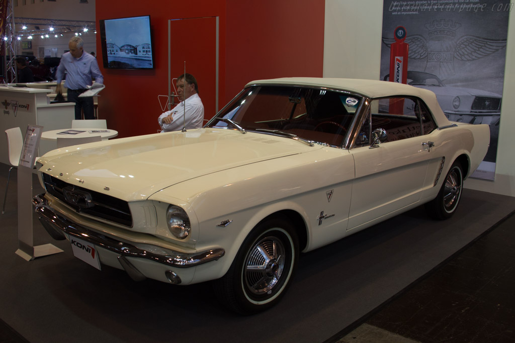 Ford Mustang Cabriolet - Chassis: 5F08F149461   - 2017 Techno Classica