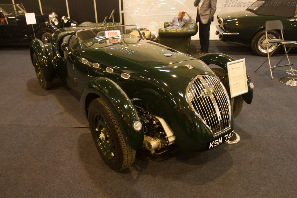 Healey Silverstone - Chassis: D49   - 2017 Techno Classica