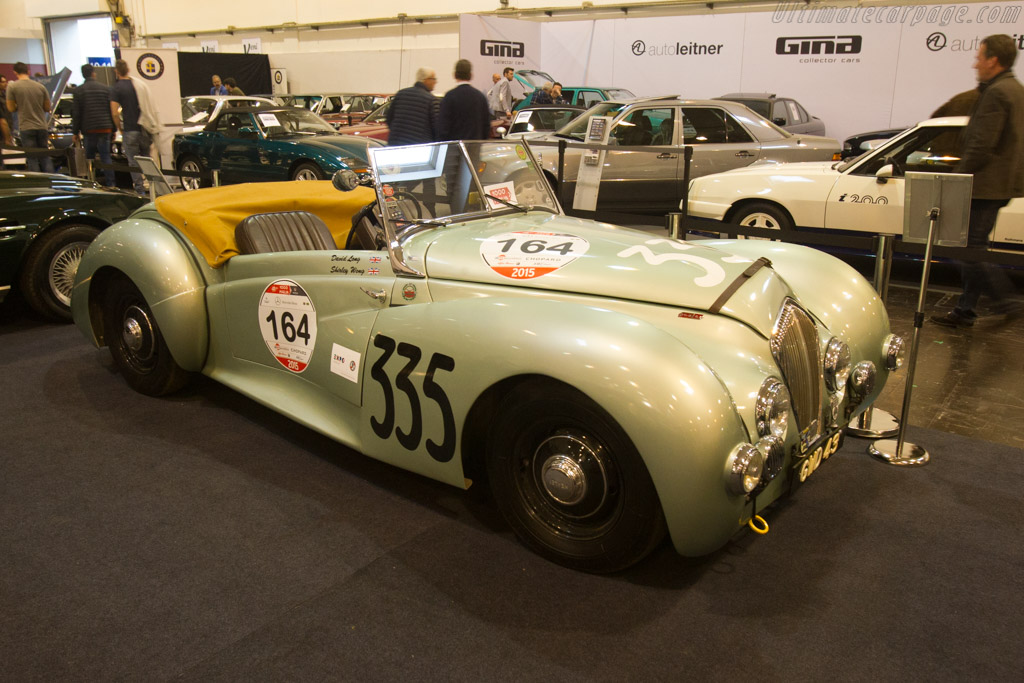 Healey Westland - Chassis: B1654   - 2017 Techno Classica