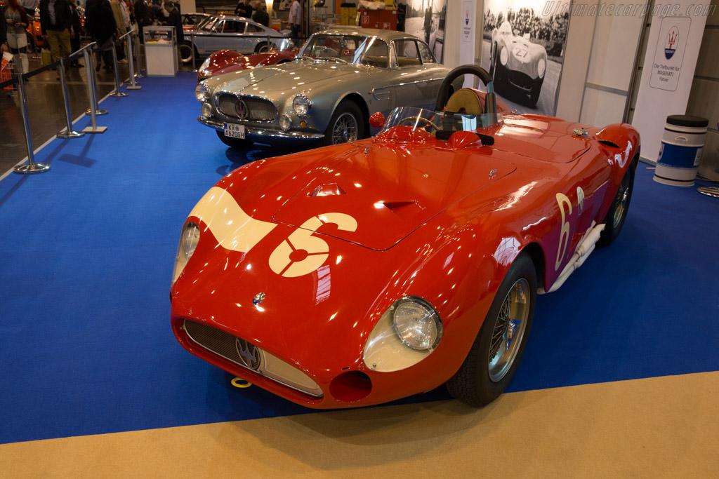 Maserati 300S - Chassis: 3059   - 2017 Techno Classica