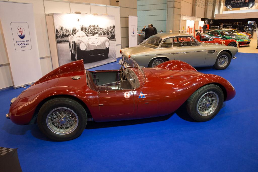 Maserati A6GCS/53 - Chassis: 2082   - 2017 Techno Classica