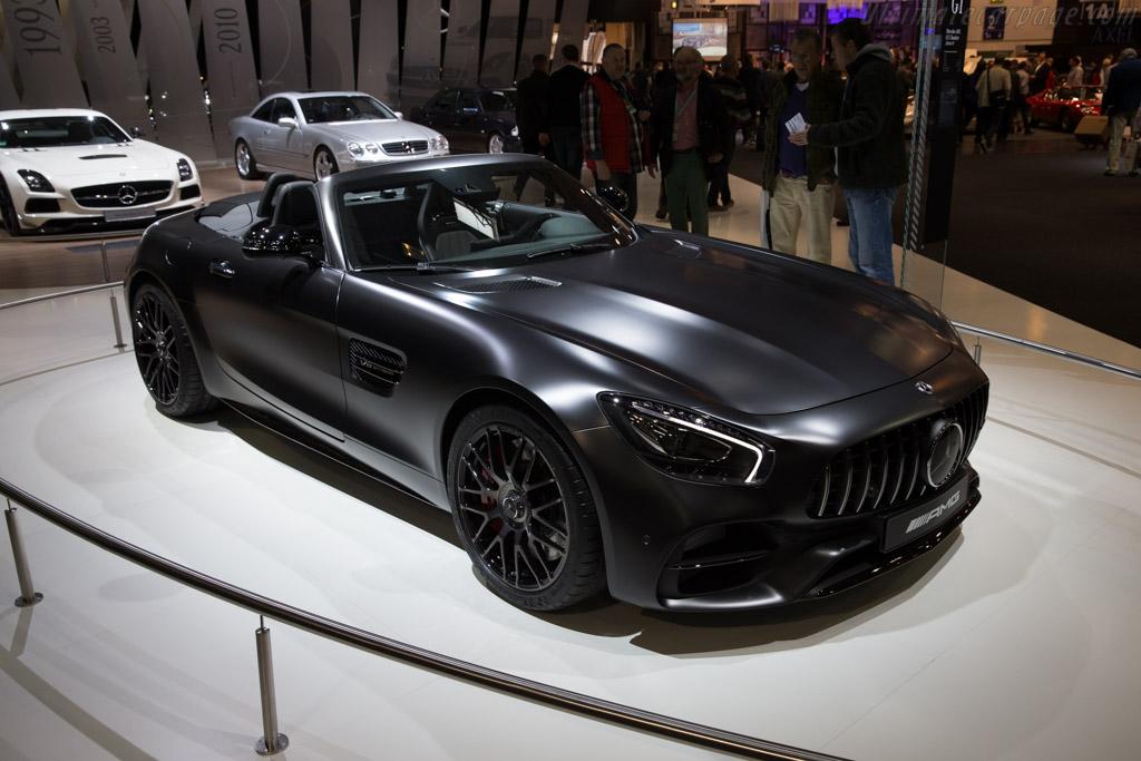 Mercedes-AMG GT Roadster    - 2017 Techno Classica