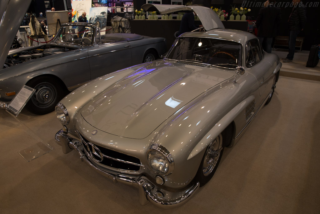 Mercedes-Benz 300 SL Coupe    - 2017 Techno Classica