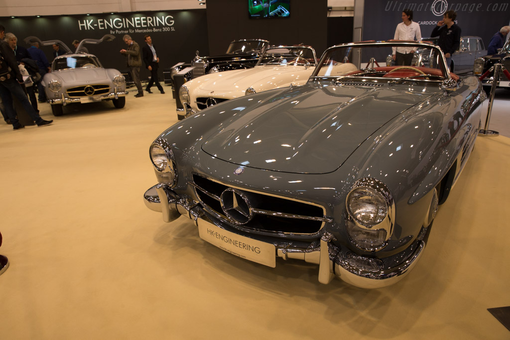 Mercedes-Benz 300 SL Roadster    - 2017 Techno Classica
