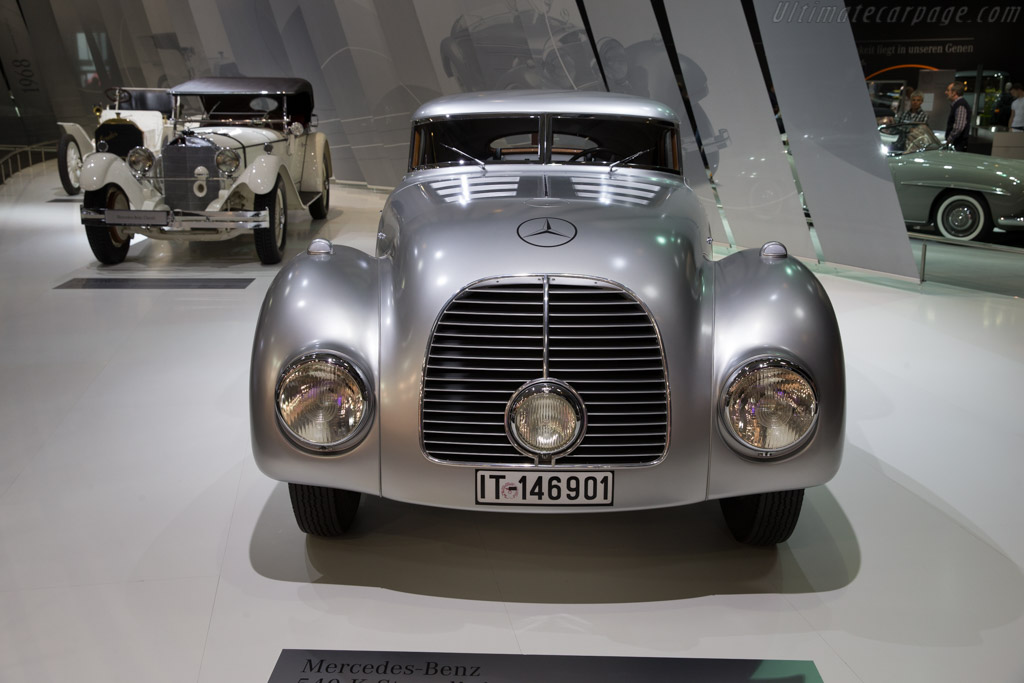 Mercedes-Benz 540 K Streamliner - Chassis: 189399   - 2017 Techno Classica