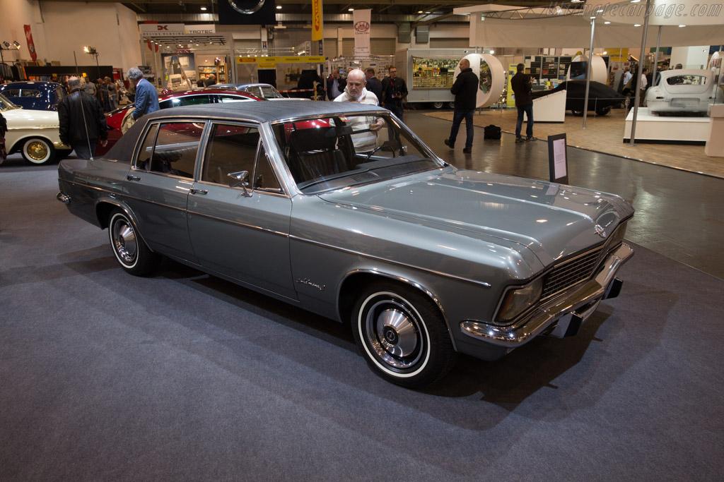 Opel Admiral B    - 2017 Techno Classica