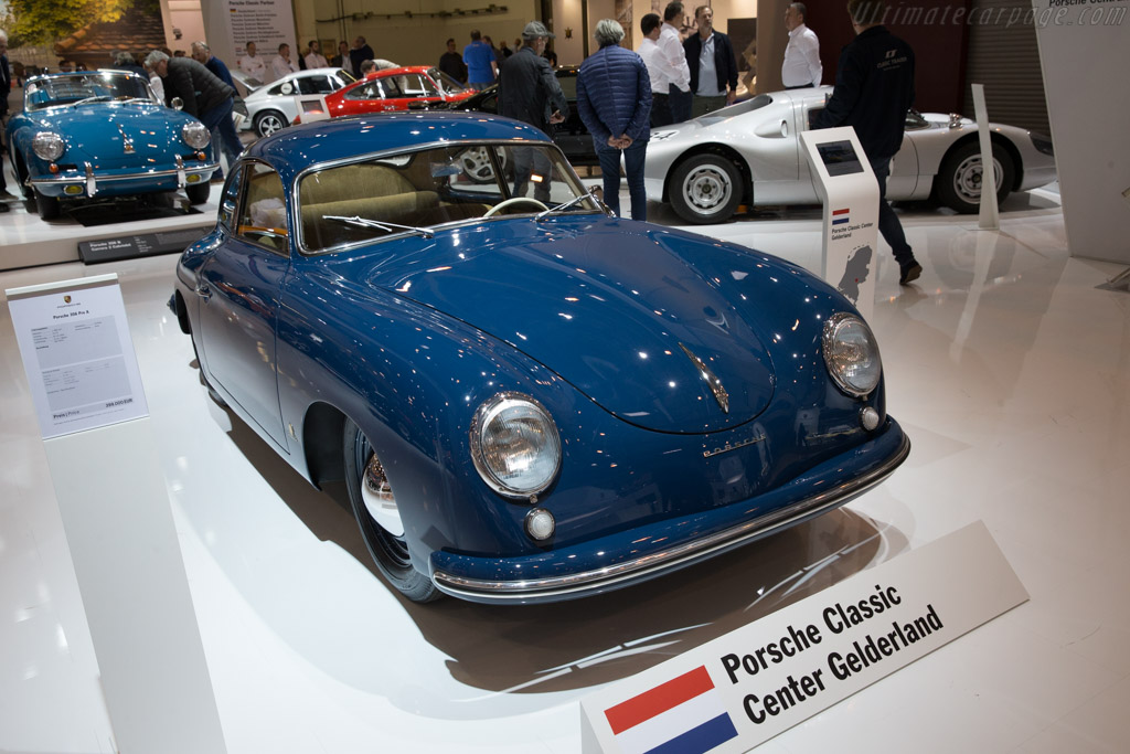 Porsche 356 Pre-A    - 2017 Techno Classica