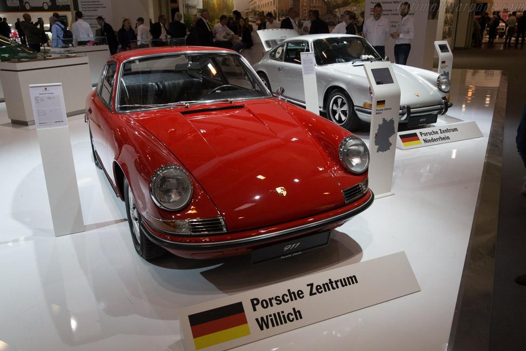 Porsche 911    - 2017 Techno Classica