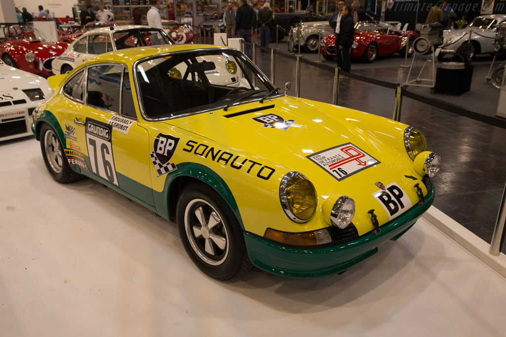 Porsche 911 Carrera RS 2.7    - 2017 Techno Classica