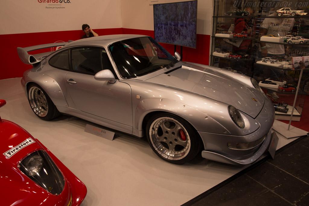 Porsche 911 GT2    - 2017 Techno Classica