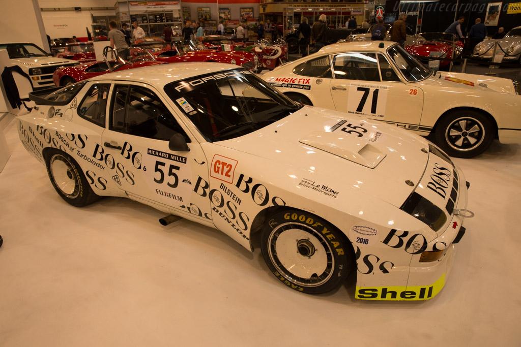 Porsche 924 GTR - Chassis: 009   - 2017 Techno Classica